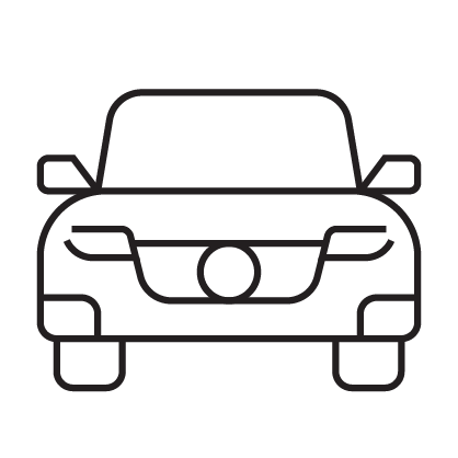 auto dealer sector icon
