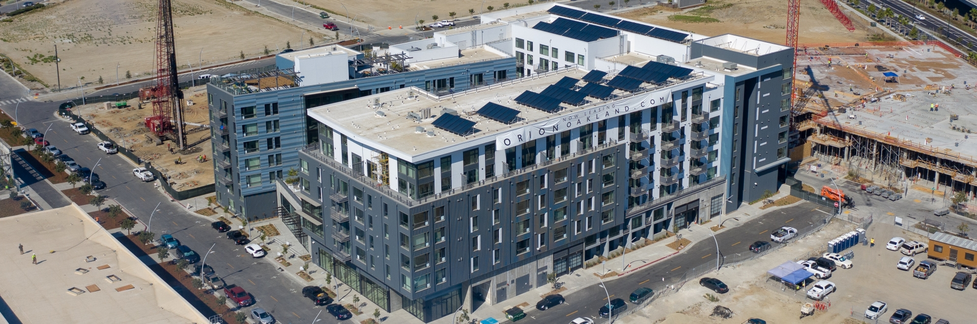 Brooklyn Basin Apartments Solar