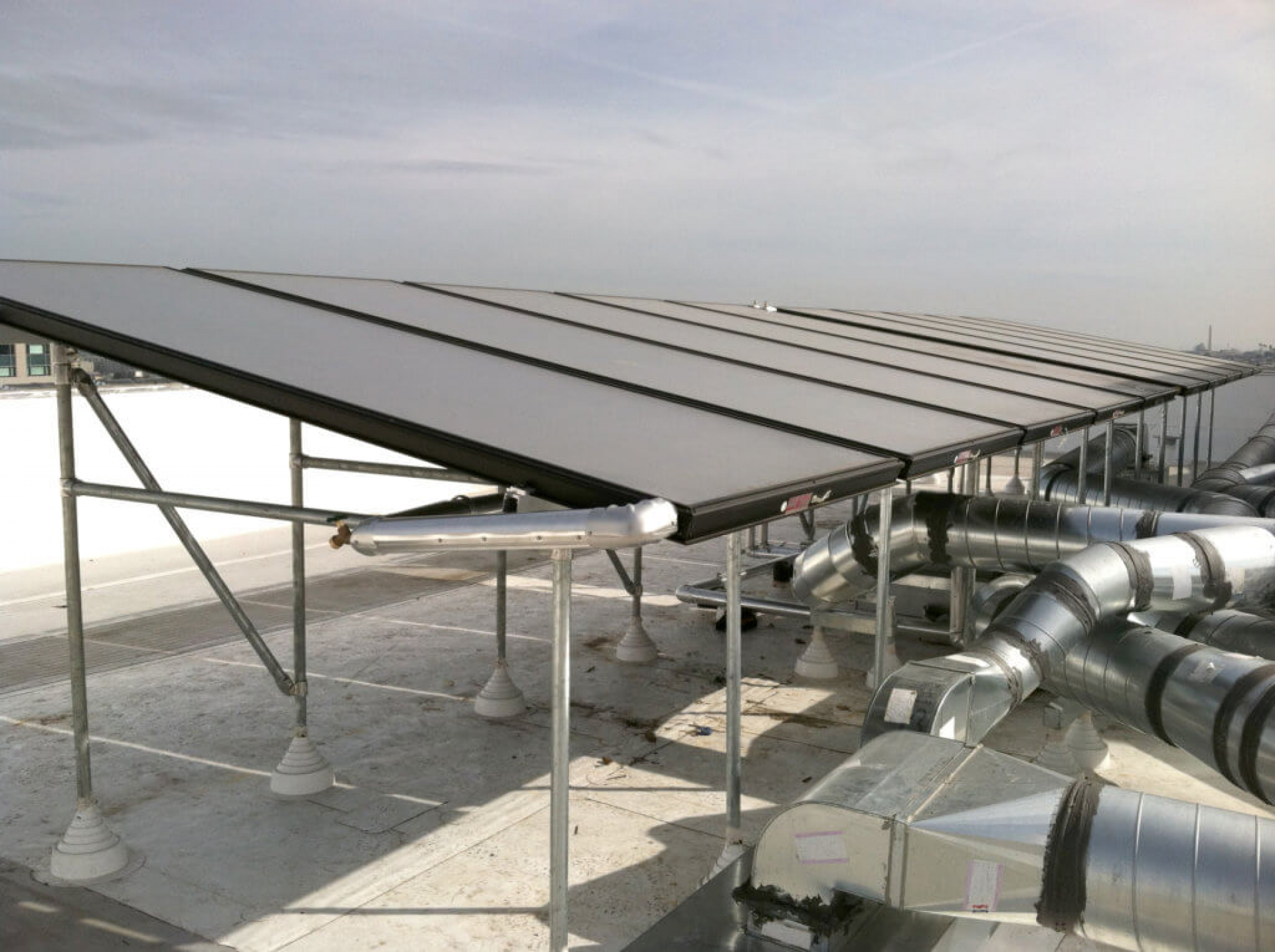 AVA 55 Ninth St | Solar Thermal | San Francisco