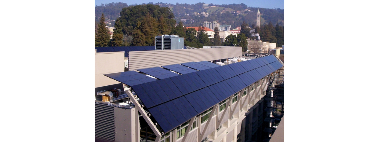 David Brower Center Solar