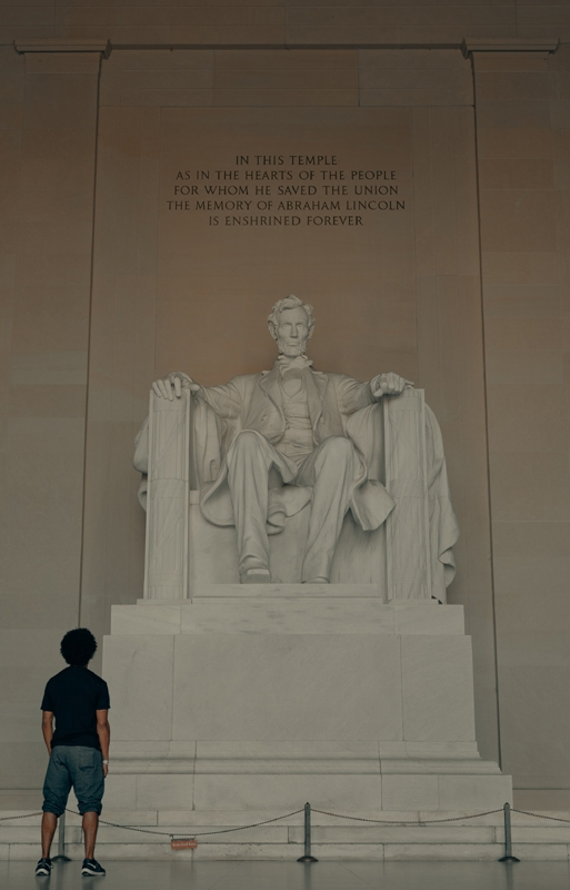 Lincoln Memorial Emancipation