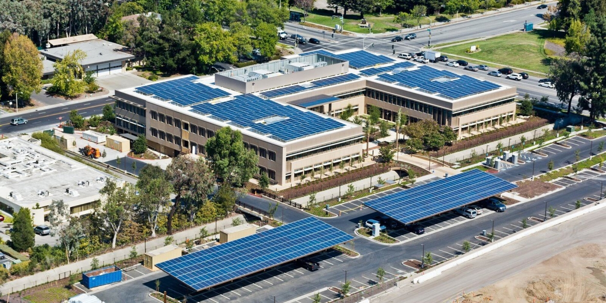 Decrease your facilities expenses - and provide a greener source of power to your patients - by switching to solar.