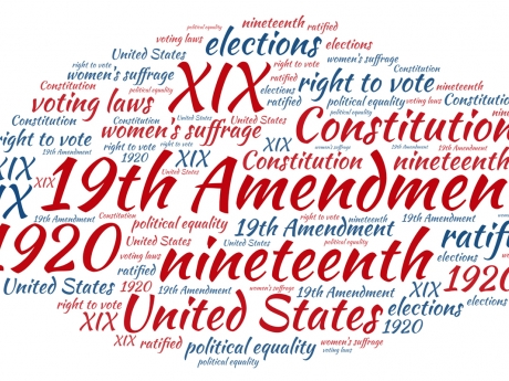 19th Amendment 1920