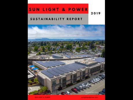 SLP Sustainability Report 2019 Blog