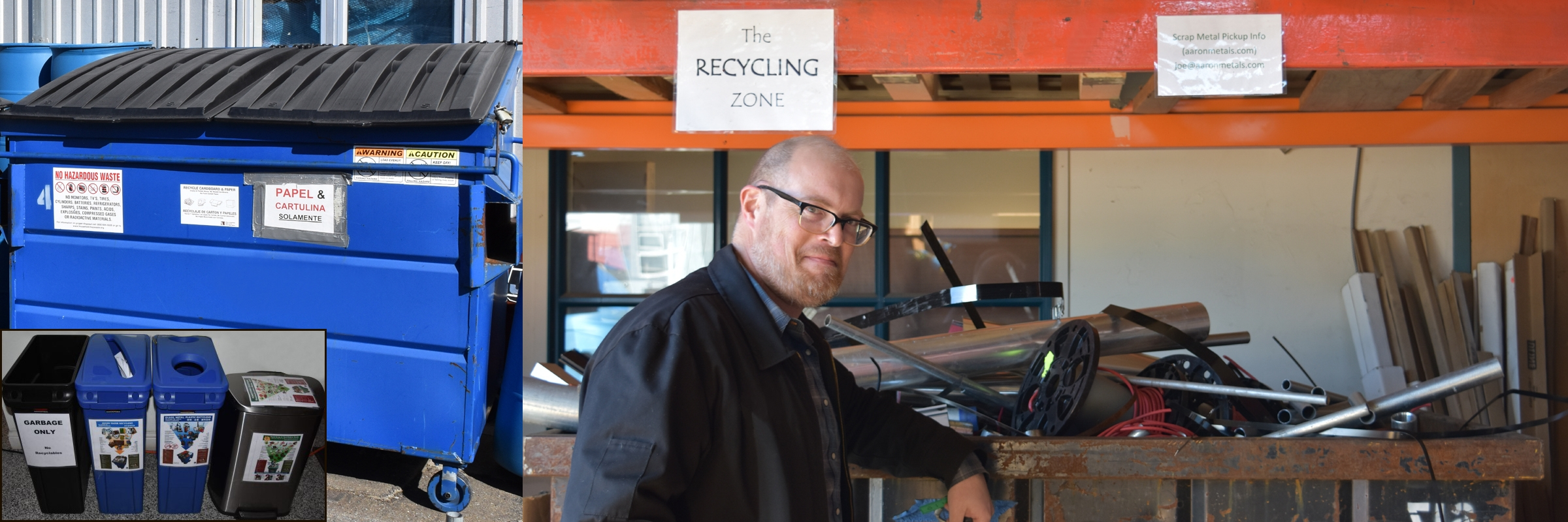 Recycling Green Business Solar