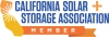 California Solar & Storage Association Member logo